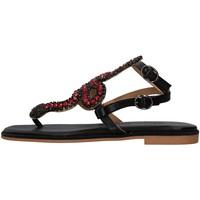 kengät Naiset Sandaalit ja avokkaat Alma En Pena V21415 BLACK