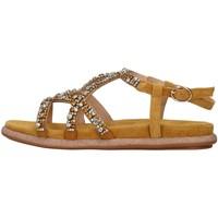 kengät Naiset Sandaalit ja avokkaat Alma En Pena V21384 BROWN