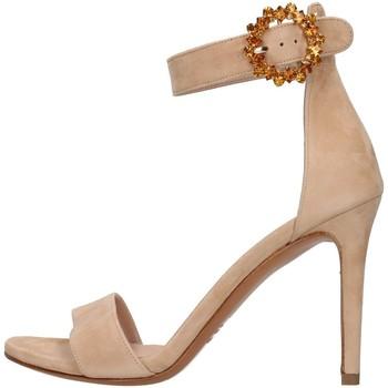 kengät Naiset Sandaalit ja avokkaat Albano 4166 BEIGE