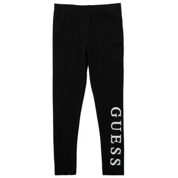 vaatteet Tytöt Legginsit Guess DRASSI Musta