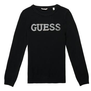 vaatteet Tytöt Neulepusero Guess TAKEI Musta
