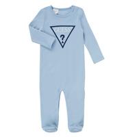 vaatteet Pojat pyjamat / yöpaidat Guess THEROI Sininen