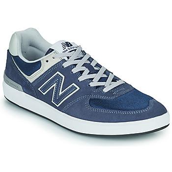kengät Miehet Matalavartiset tennarit New Balance AM574 Sininen