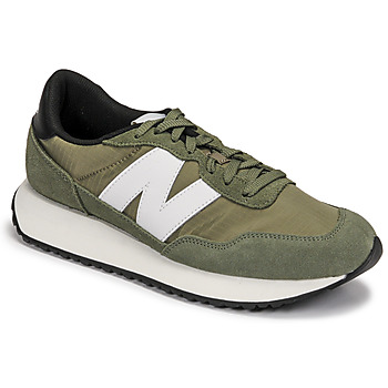 kengät Miehet Matalavartiset tennarit New Balance 237 Khaki