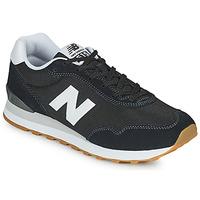 kengät Miehet Matalavartiset tennarit New Balance 515 Musta / Valkoinen