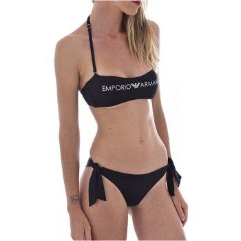 vaatteet Naiset Kaksiosainen uimapuku Armani 262636 1P313 Musta