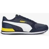 kengät Pojat Juoksukengät / Trail-kengät Puma ST Runner V2 NL V PS Mustat