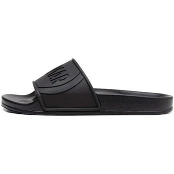 kengät Miehet Rantasandaalit Colmar Slipper Logo Mustat
