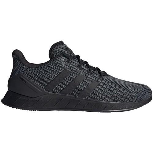 kengät Miehet Matalavartiset tennarit adidas Originals Questar Flow Nxt Mustat
