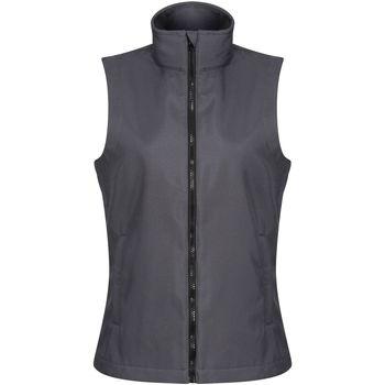vaatteet Naiset Neuleet / Villatakit Regatta Professional TRA845 Seal Grey/Black