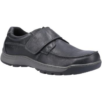 kengät Miehet Mokkasiinit Hush puppies  Black