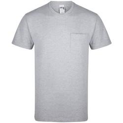 vaatteet Lyhythihainen t-paita Gildan GD019 Sport Grey