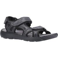 kengät Miehet Sandaalit ja avokkaat Hush puppies  Black