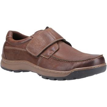 kengät Miehet Mokkasiinit Hush puppies  Brown