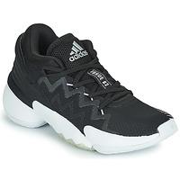 kengät Koripallokengät adidas Performance D.O.N. ISSUE 2 Musta