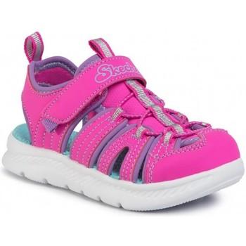 kengät Tytöt Sandaalit ja avokkaat Skechers SANDALIAS NIÑA  302100L Pink