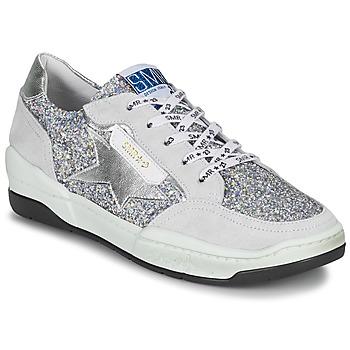 kengät Naiset Matalavartiset tennarit Semerdjian CHLO Hopea / Beige