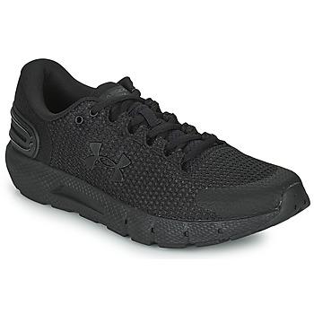 kengät Miehet Juoksukengät / Trail-kengät Under Armour CHARGED ROGUE 2.5 Musta