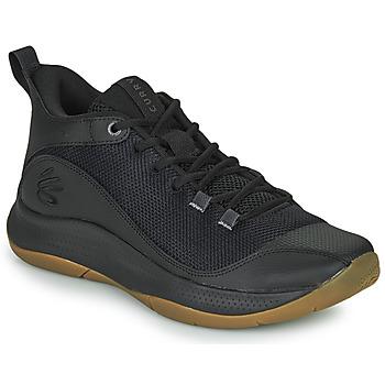 kengät Miehet Koripallokengät Under Armour 3Z5 Musta