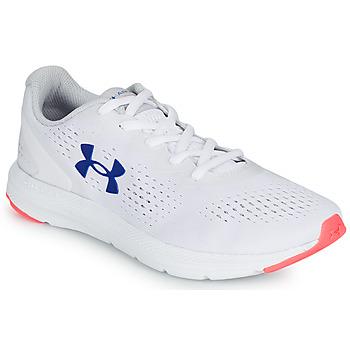 kengät Naiset Juoksukengät / Trail-kengät Under Armour W CHARGED IMPULSE 2 Valkoinen