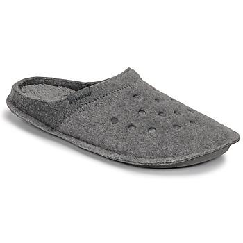 kengät Tossut Crocs CLASSIC SLIPPER Harmaa