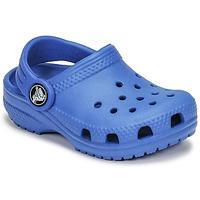 kengät Lapset Puukengät Crocs CLASSIC CLOG K Sininen