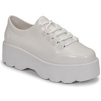 kengät Naiset Derby-kengät Melissa MELISSA KICK-OFF AD Valkoinen