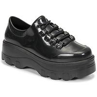 kengät Naiset Derby-kengät Melissa MELISSA KICK-OFF AD Musta / Musta