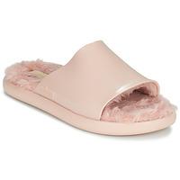 kengät Naiset Rantasandaalit Melissa MELISSA FLUFFY SIDE AD Vaaleanpunainen
