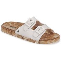 kengät Naiset Sandaalit Melissa MELISSA WIDE AD Valkoinen