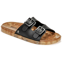 kengät Naiset Sandaalit Melissa MELISSA WIDE AD Musta