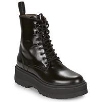 kengät Naiset Bootsit NeroGiardini BETTERAVO Musta