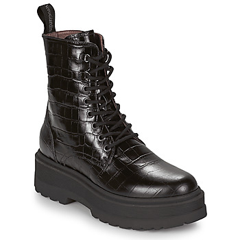 kengät Naiset Bootsit NeroGiardini CATALONIO Musta