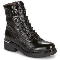 kengät Naiset Bootsit NeroGiardini CONCOMBRO Musta