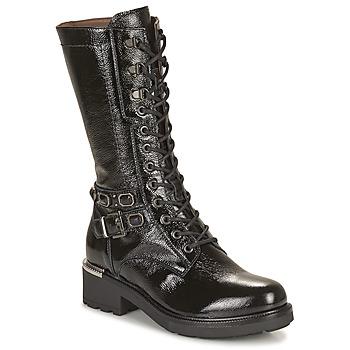 kengät Naiset Saappaat NeroGiardini COURGO Musta