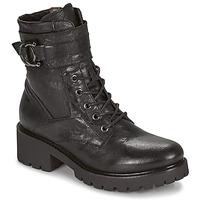 kengät Naiset Bootsit NeroGiardini COURGETTO Musta