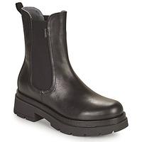 kengät Naiset Bootsit NeroGiardini CROSNO Musta