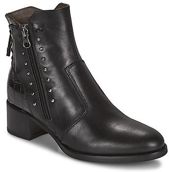 kengät Naiset Nilkkurit NeroGiardini ENDIVO Musta