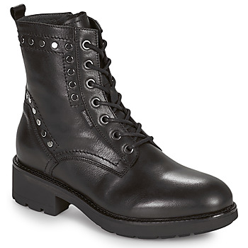 kengät Naiset Bootsit NeroGiardini MANIOCO Musta