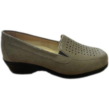 kengät Naiset Mokkasiinit Calzaturificio Loren LOK4013ta tortora