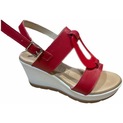 kengät Naiset Sandaalit ja avokkaat Susimoda SUSI2021ros rosso