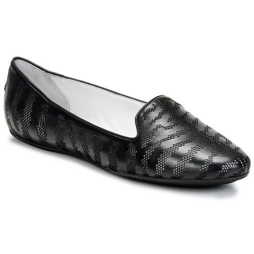 kengät Naiset Mokkasiinit Roberto Cavalli TPS648 Black