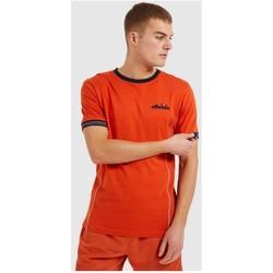 vaatteet Miehet Lyhythihainen t-paita Ellesse CAMISETA HOMBRE  SHI11287 Oranssi