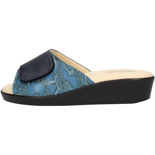 kengät Naiset Sandaalit Clia Walk COMFORT310 Blue