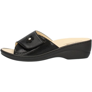 kengät Naiset Sandaalit Clia Walk ESTRAIBILE496 Black