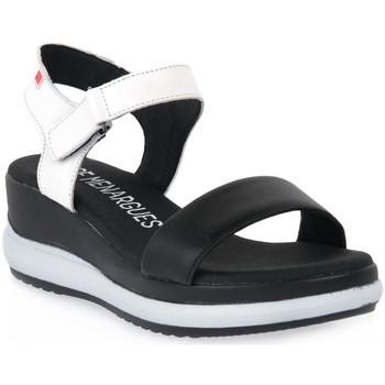 kengät Naiset Sandaalit ja avokkaat Pepe Menargues NEGRO VACUNO Nero
