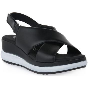 kengät Naiset Sandaalit ja avokkaat Pepe Menargues TRIPOLI NERO Nero