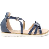 kengät Lapset Sandaalit ja avokkaat Miss Sixty S19-SMS577 Sininen