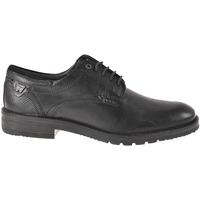 kengät Miehet Mokkasiinit Wrangler WM182042 Musta