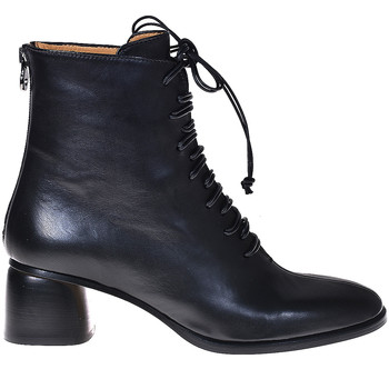 kengät Naiset Bootsit Triver Flight 111-02 Musta